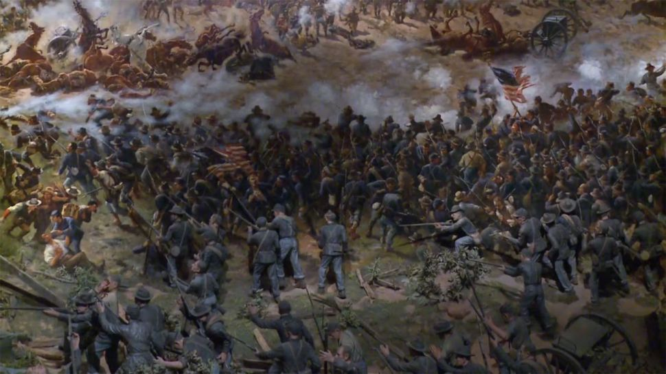 Atlanta Cyclorama - A Note of History