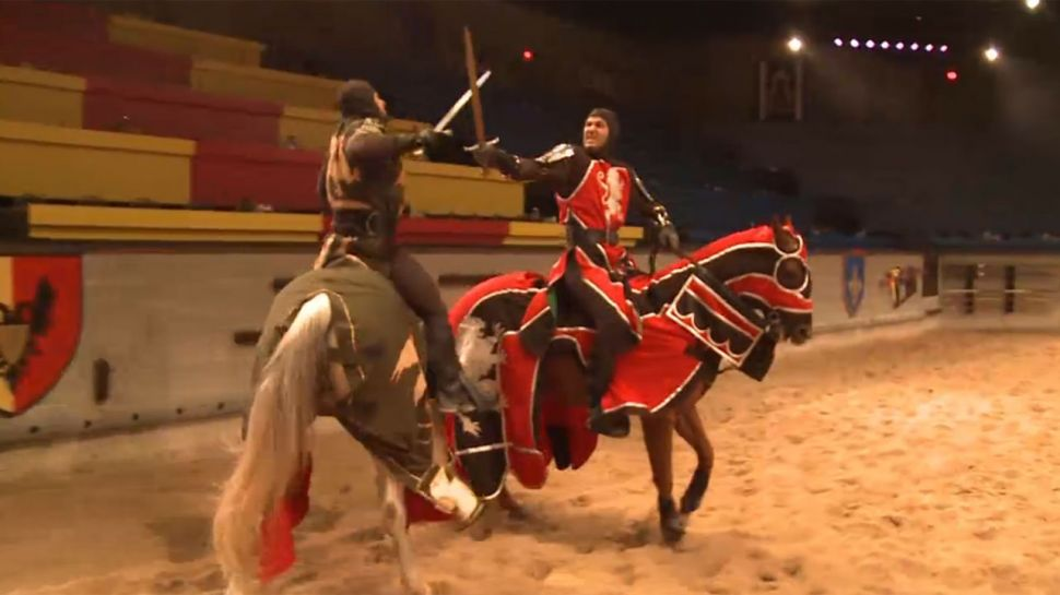 Medieval Times&#039; Jason Jones - What&#039;s Your Story?