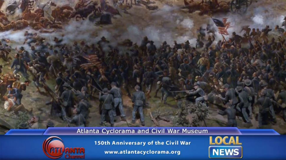Atlanta Cyclorama - Local News
