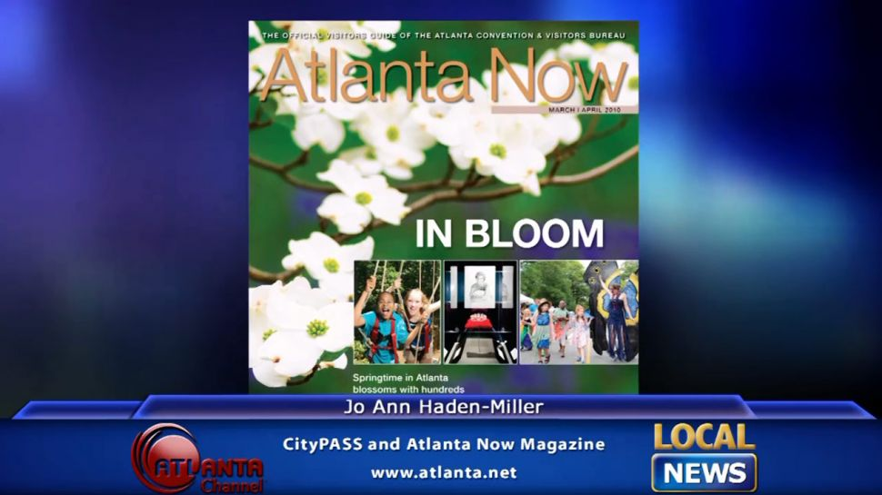 Jo Ann Haden-Miller on Atlanta's CityPASS and Atlanta Now Magazine