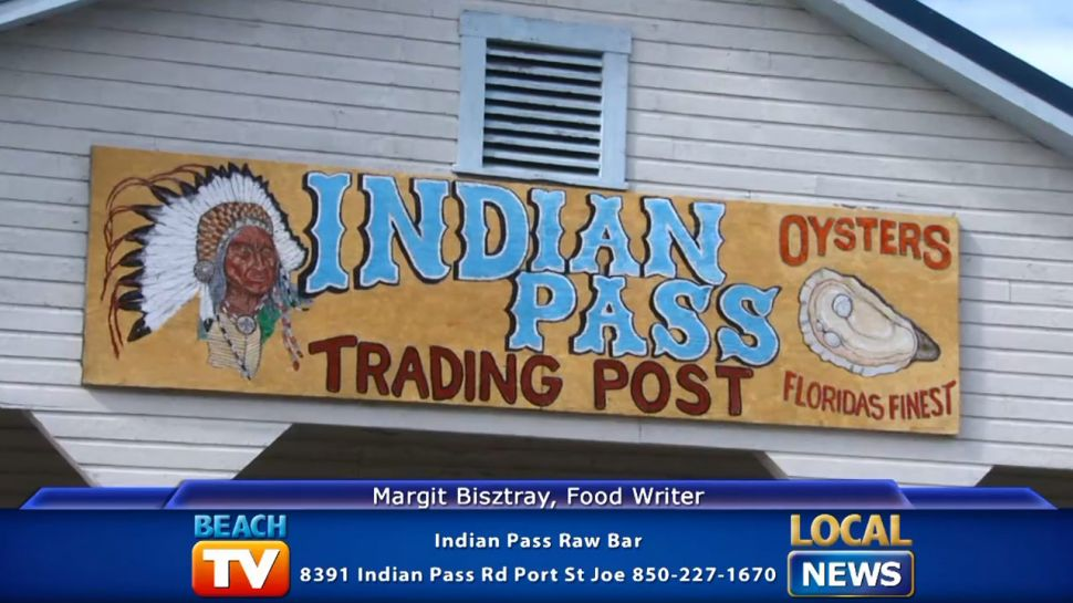 Indian Pass Raw Bar - Dining Tip