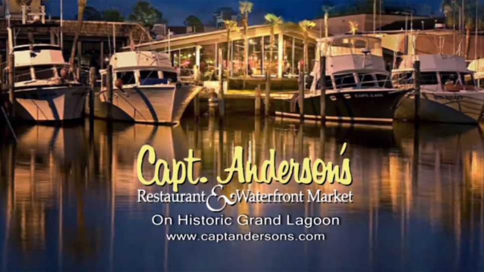 Capt. Anderson's