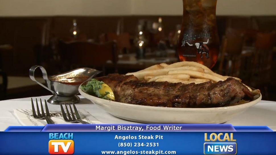 Angelo's Steak Pit - Dining Tip