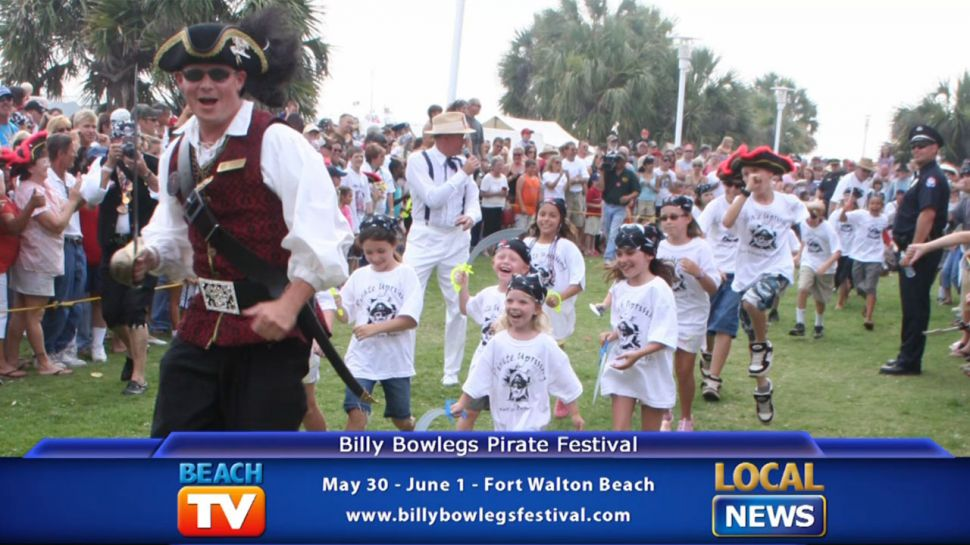 Billy Bowlegs Pirate Festival - Local News