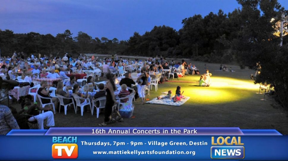 Concerts in the Park - Local News