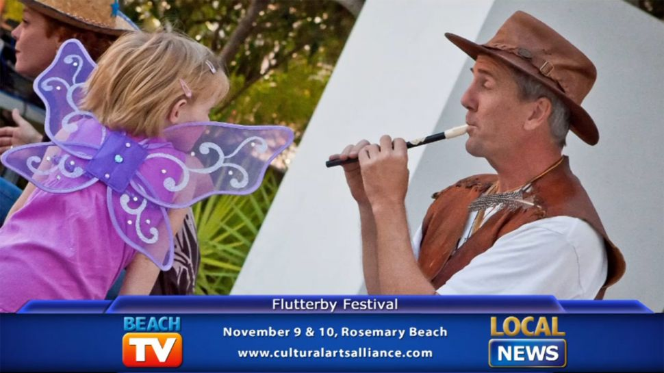 Flutterby Festival - Local News