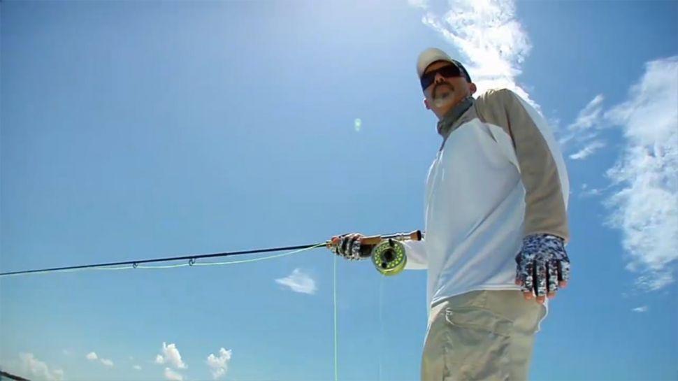 Saltwater Angler