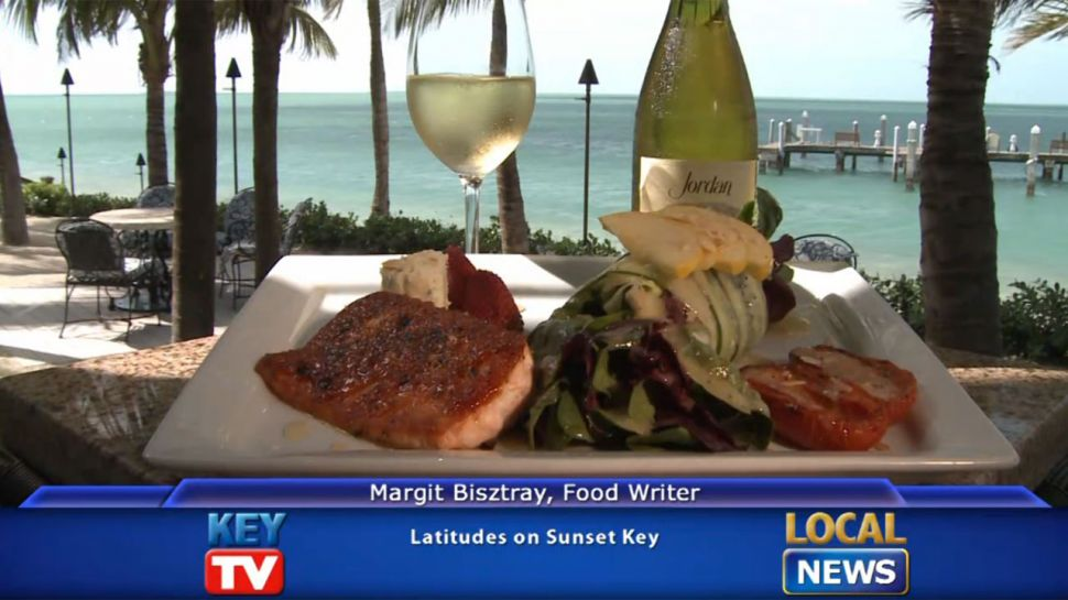 Latitudes on Sunset Key - Dining Tip