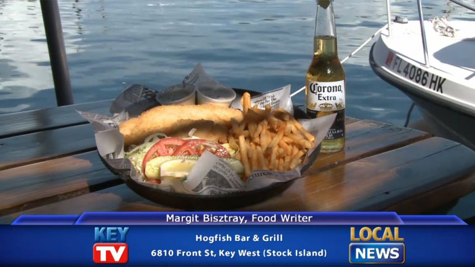 Hogfish Bar & Grill - Dining Tip