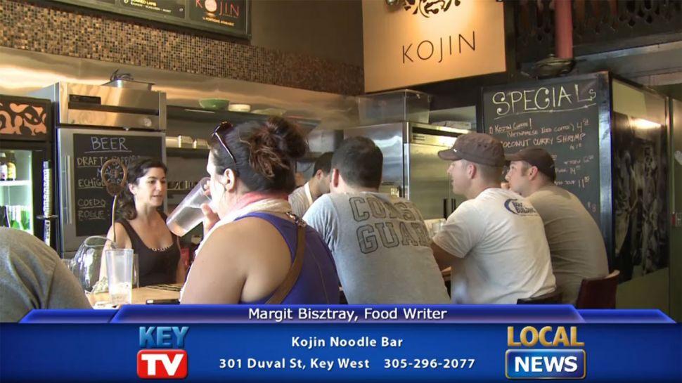 Kojin - Dining Tip