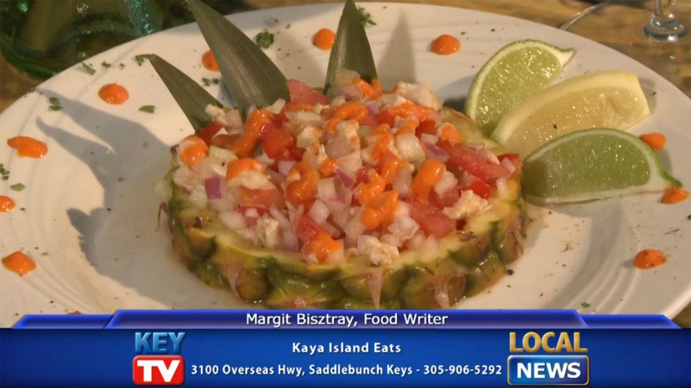 Kaya Island Eats - Dining Tip