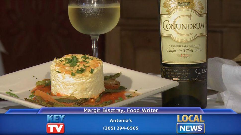 Antonia's - Dining Tip