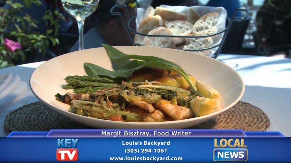 Louie's Backyard Dining Tip - Local News