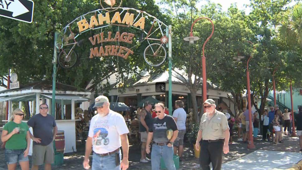 Bahama Village Goombay Festival