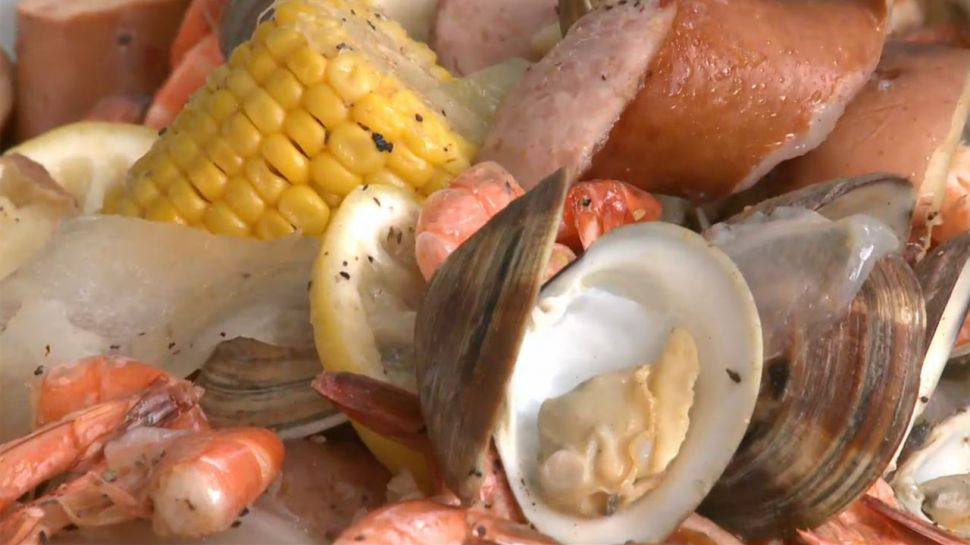 Harrelson's Seafood Market - Celebrity Chefs