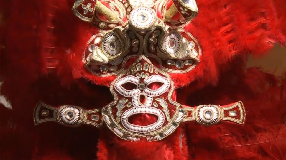 Mardi Gras Indian Chief - What&#039;s Your Story?