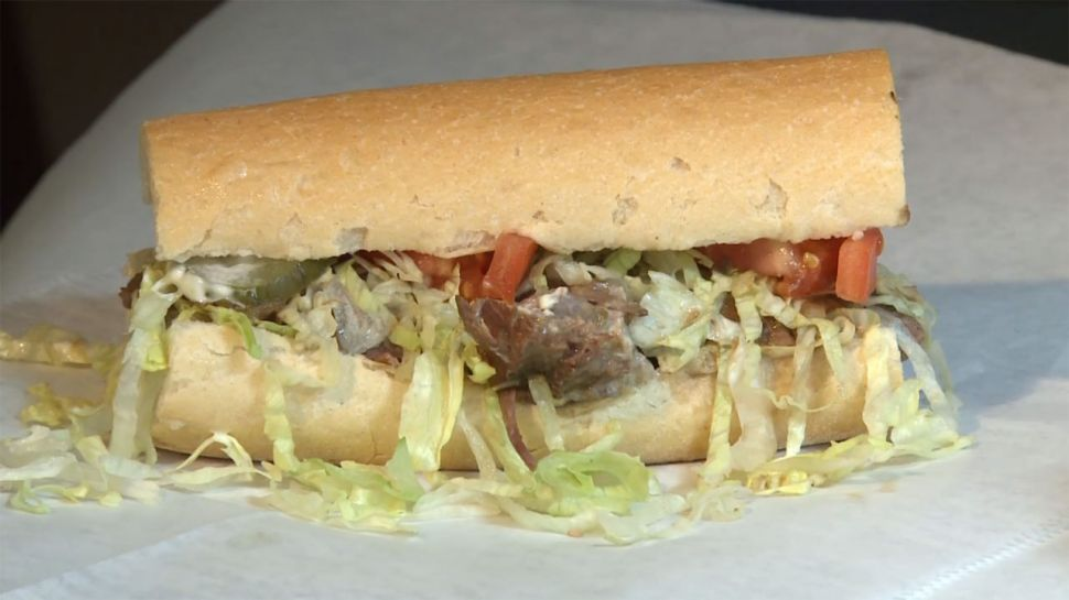 New Orleans Po&#039;Boy - A Note of History