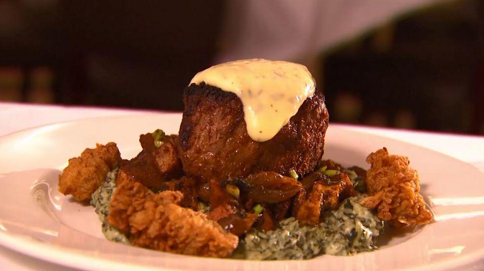 Dickie Brennan's Steakhouse in New Orleans