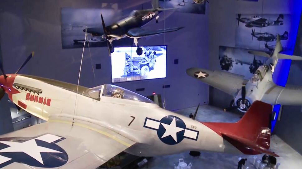 The National WWII Museum, New Orleans