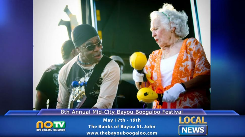 Bayou Boogaloo -  Local News