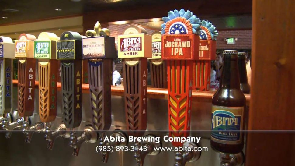 Abita Springs Brewery - Club Hour