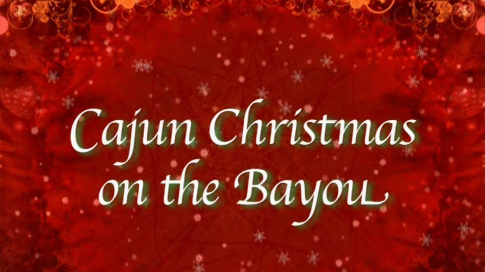 Cajun Christmas on the Bayou