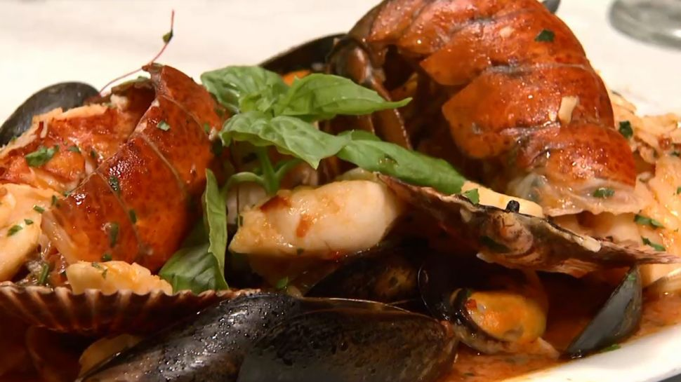 Guglielmo from Tuscany Italian Bistro - Celebrity Chefs