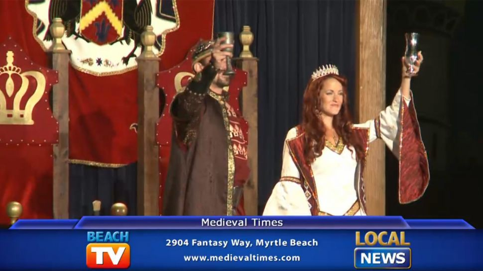 Medieval Times - Dining Tip