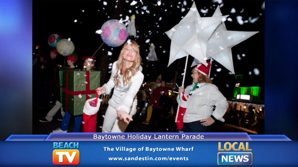 Holiday Latern Parade - Local News