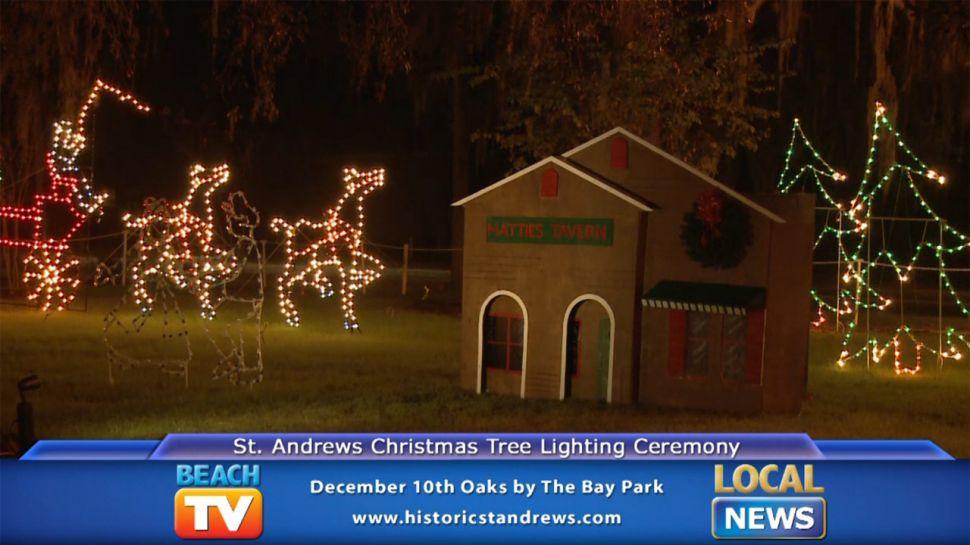 Santa in St. Andrews - Local News