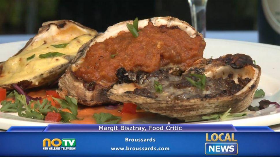 Broussard's - Dining Tip
