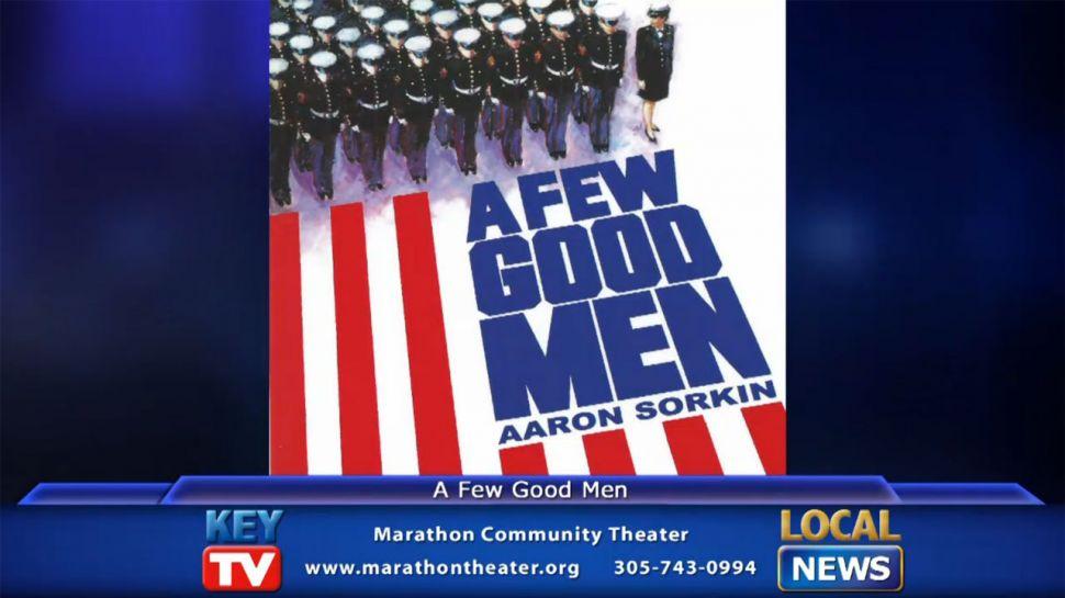 A Few Good Men at Marathon Community Theater - Local News