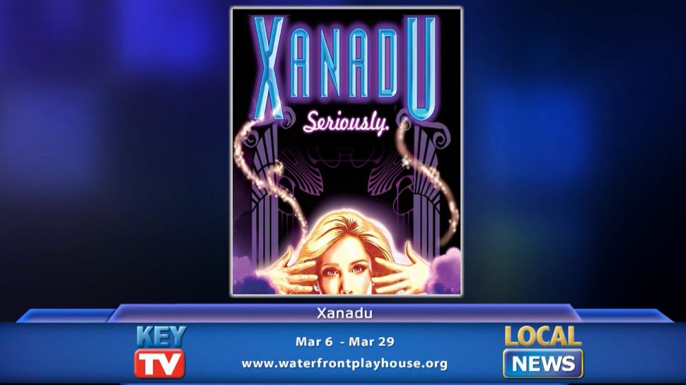 Xanadu at Waterfront Playhouse - Local News