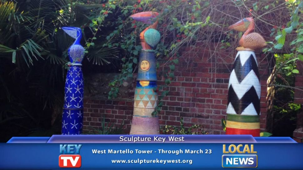 Sculpture Key West - Local News