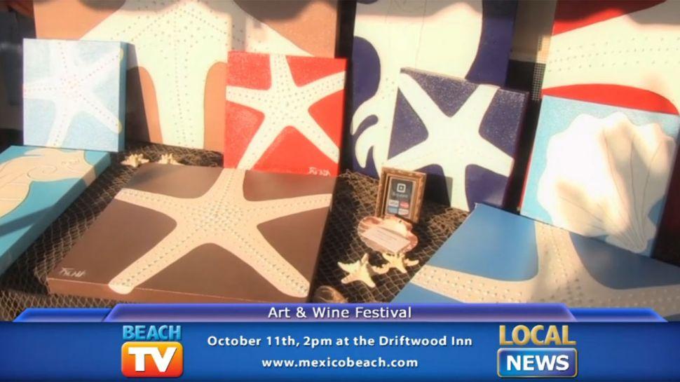 Mexico Beach Art & Wine Festival - Local News