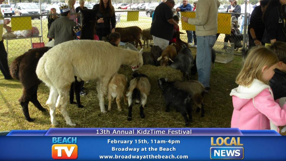 Broadway at the Beach Kidz Time Festival - Local News