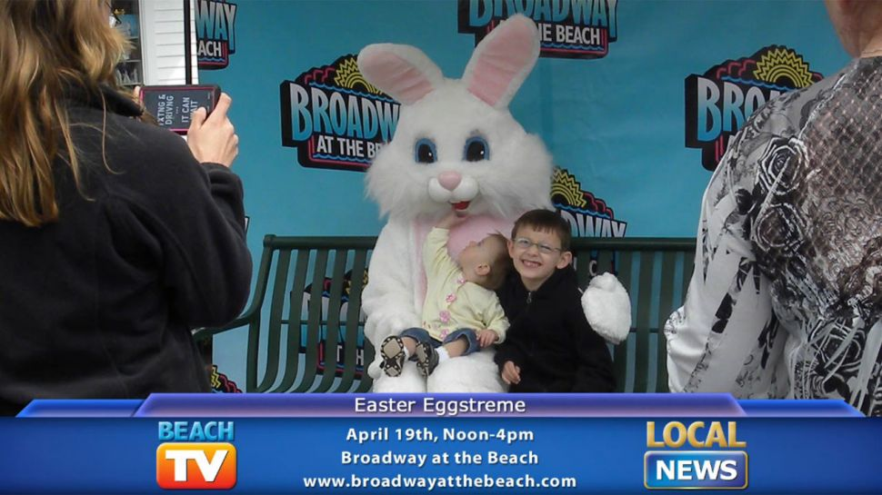 Easter Eggstreme at Broadway at the Beach - Local News