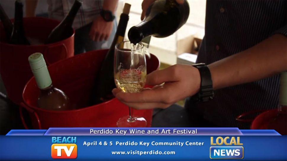 Perdido Key Wine and Art Festival - Local News