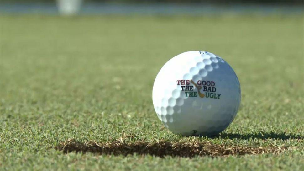 Hombre Golf Club's Craig Hanlin - Golf Tip
