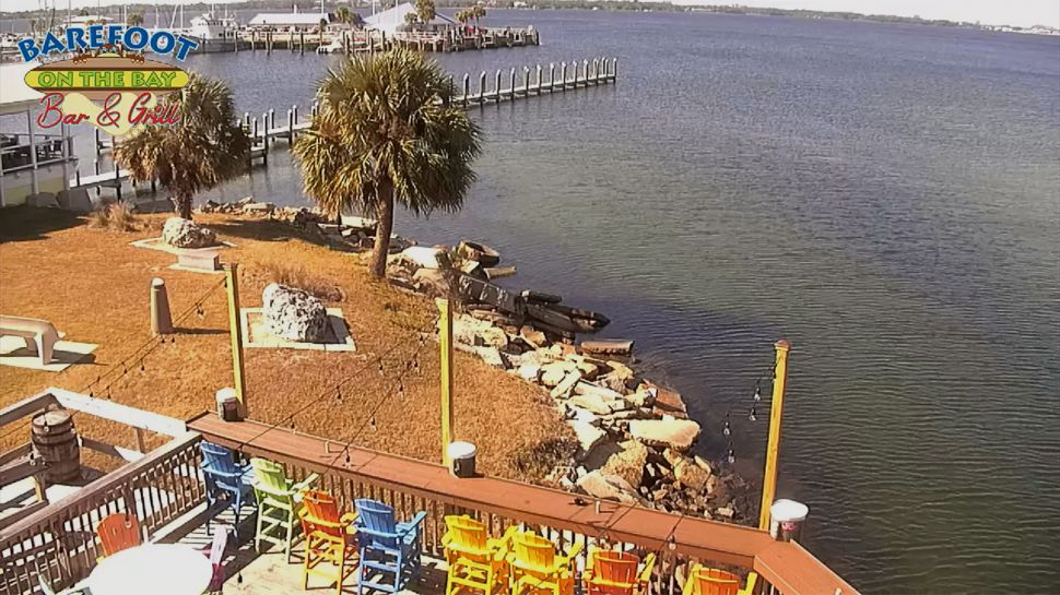 Barefoot On The Bay Live Bay Cam