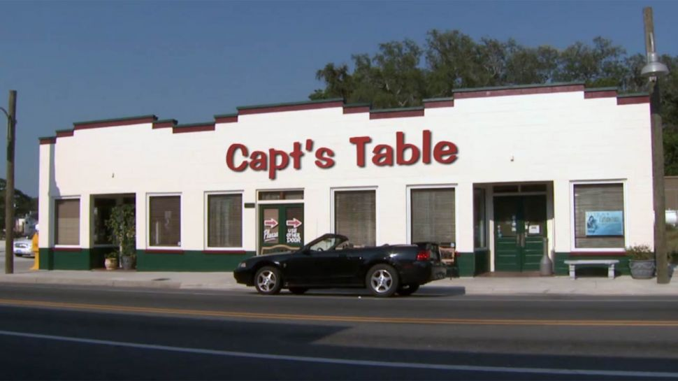 Captain's Table Restaurant