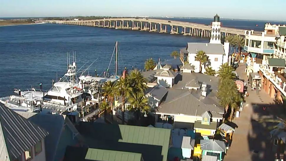 HarborWalk Village Live Cam