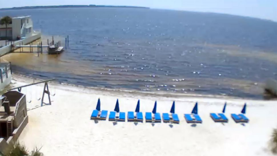 Buccaneer Beach Motel Cam