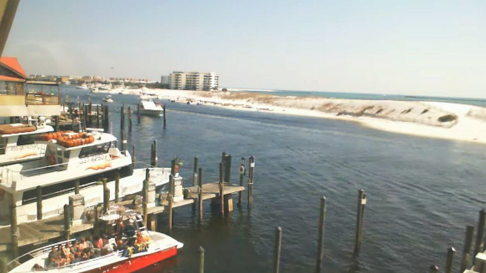 Beach TV Cam from Destin, Florida