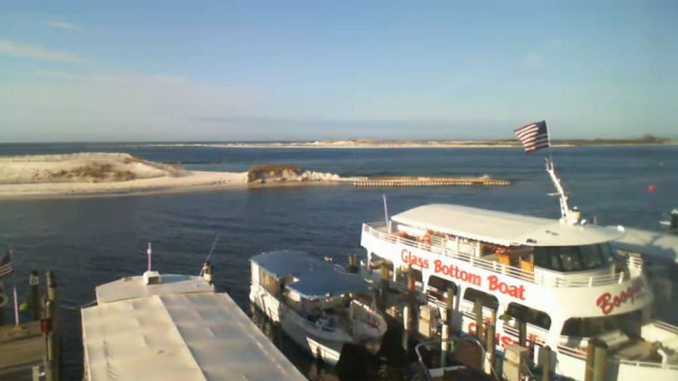 Destin Harbor Live Cam