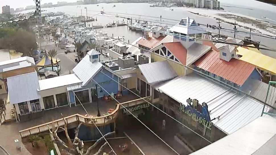 HarborWalk Village Zipline Live Cam
