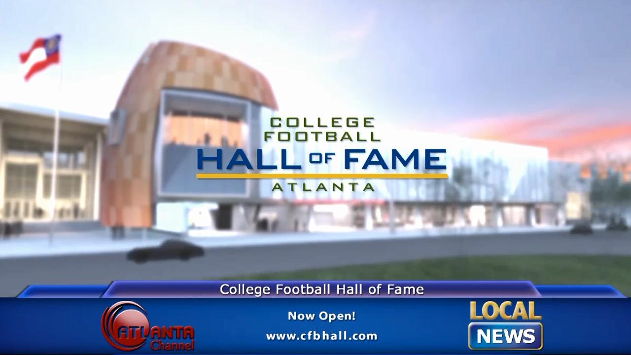 College Football Hall of Fame - Local News
