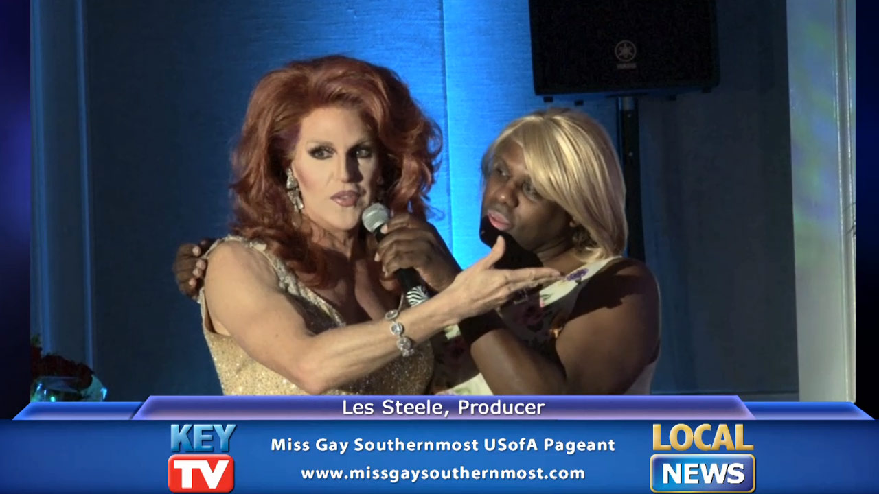 Miss Gay Southernmost USofA Pageant - Local News