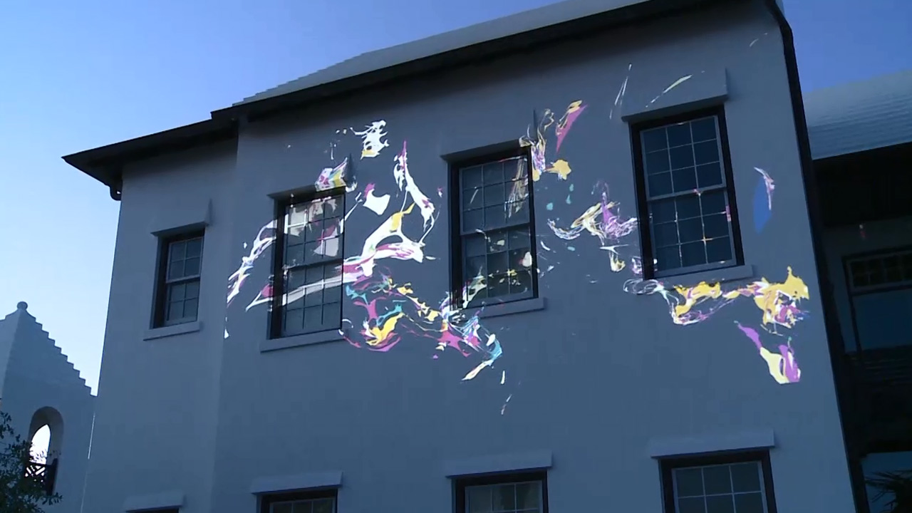 Digital Graffiti - Nightlife
