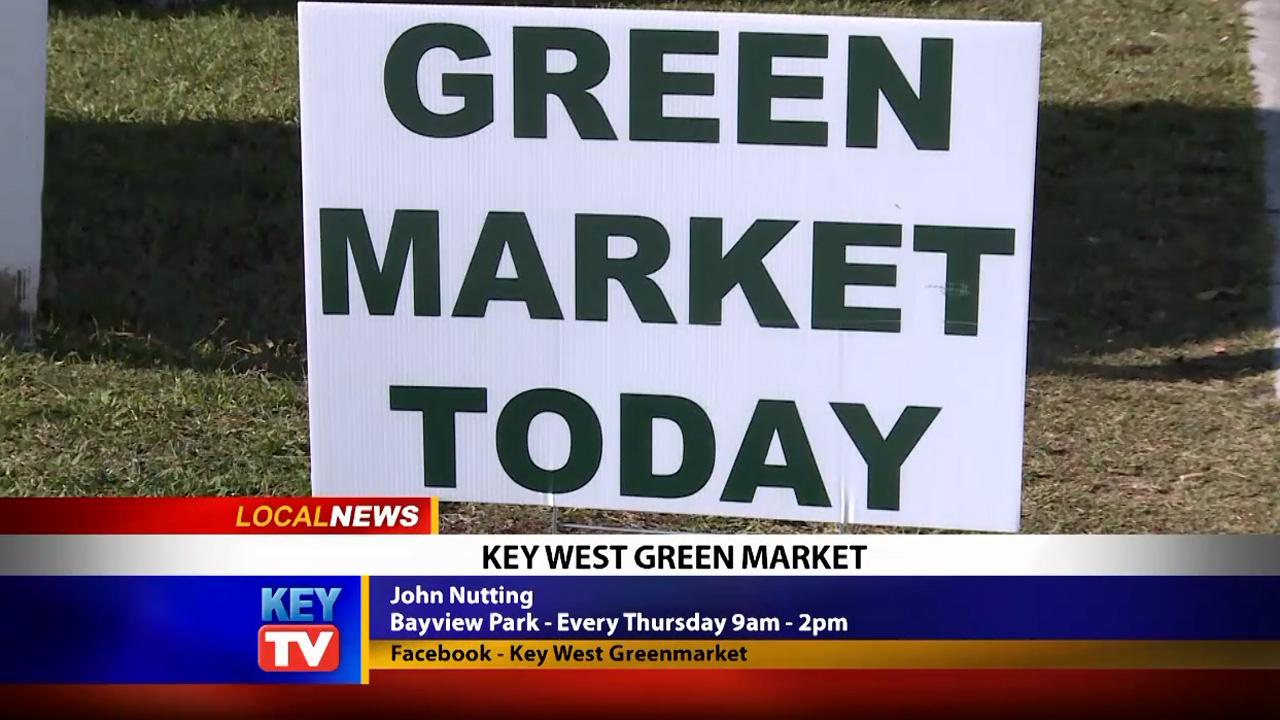 Key West Green Market - Local News